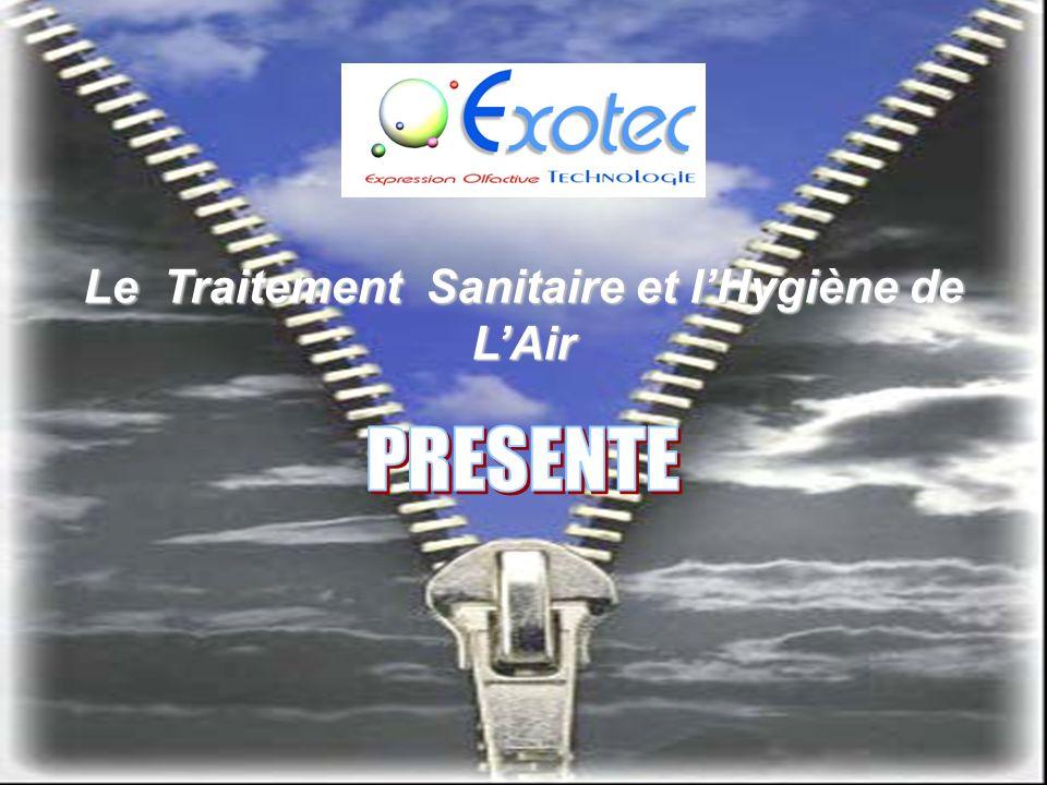 Le Traitement Sanitaire et l'Hygiène de L'Air