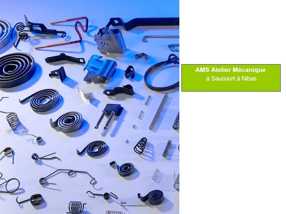 AMS Atelier Mécanique à Saucourt à Nibas