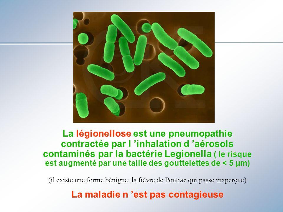 La maladie n 'est pas contagieuse