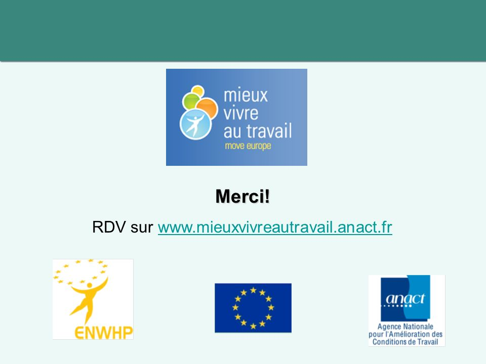 RDV sur www.mieuxvivreautravail.anact.fr