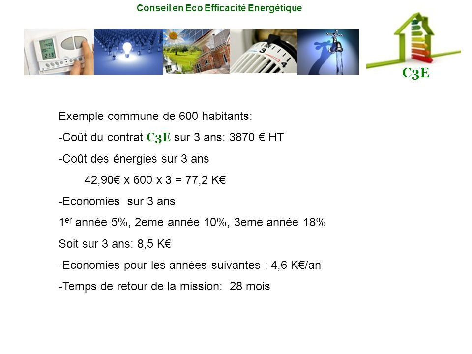 Exemple commune de 600 habitants: