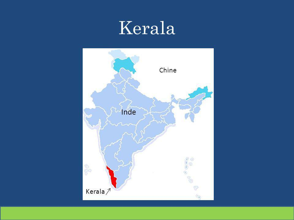 Kerala Chine Inde Kerala