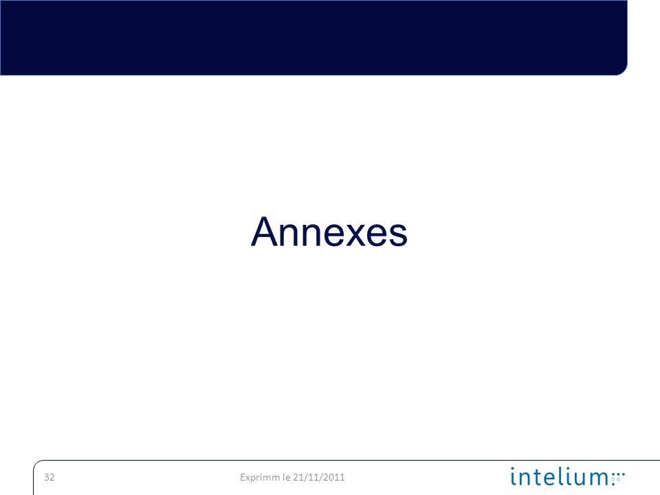 Annexes Exprimm le 21/11/2011