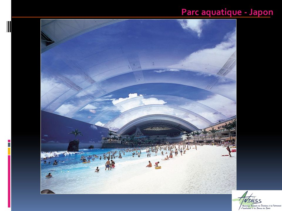 Parc aquatique - Japon