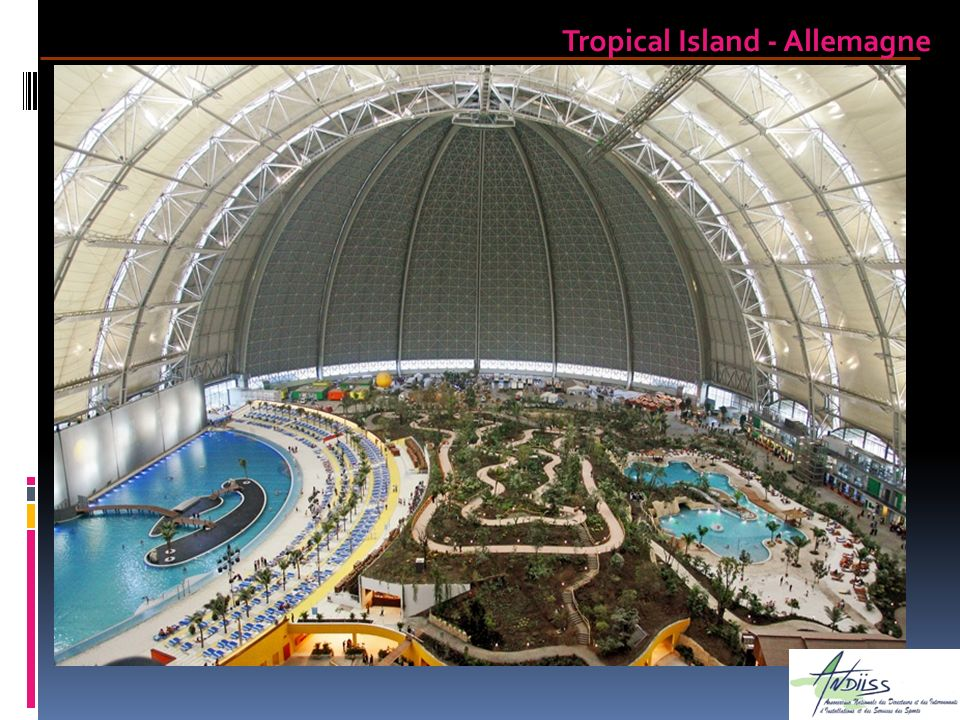 Tropical Island - Allemagne