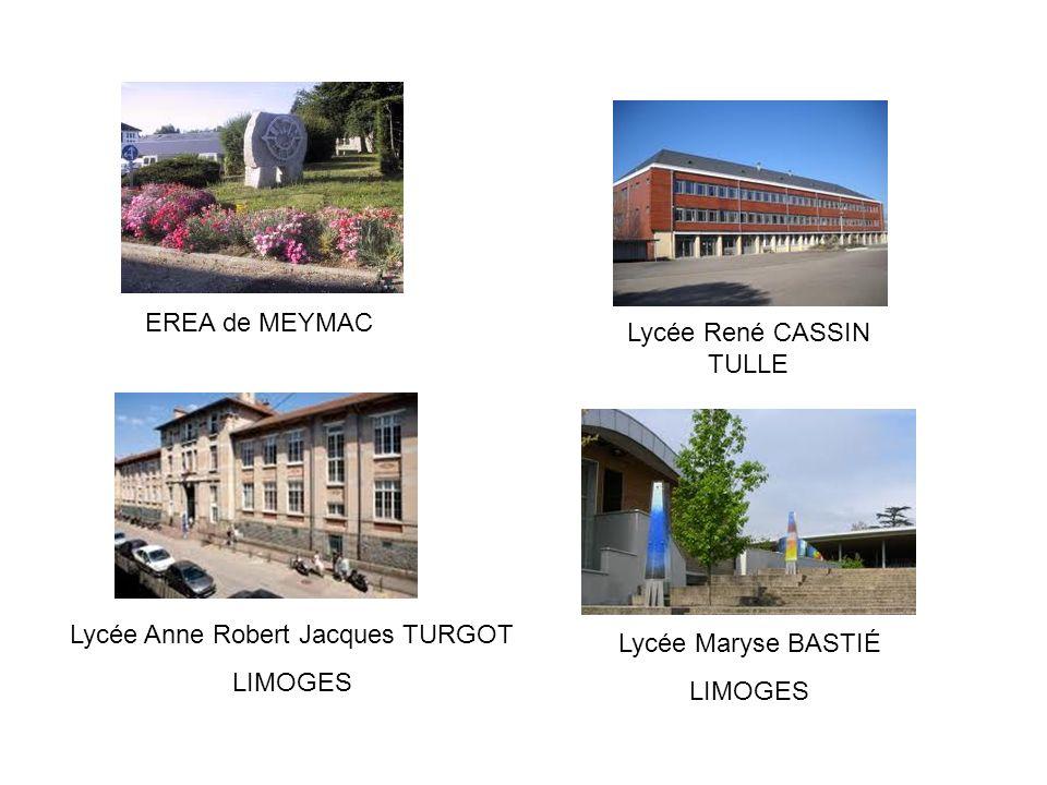 Lycée René CASSIN TULLE