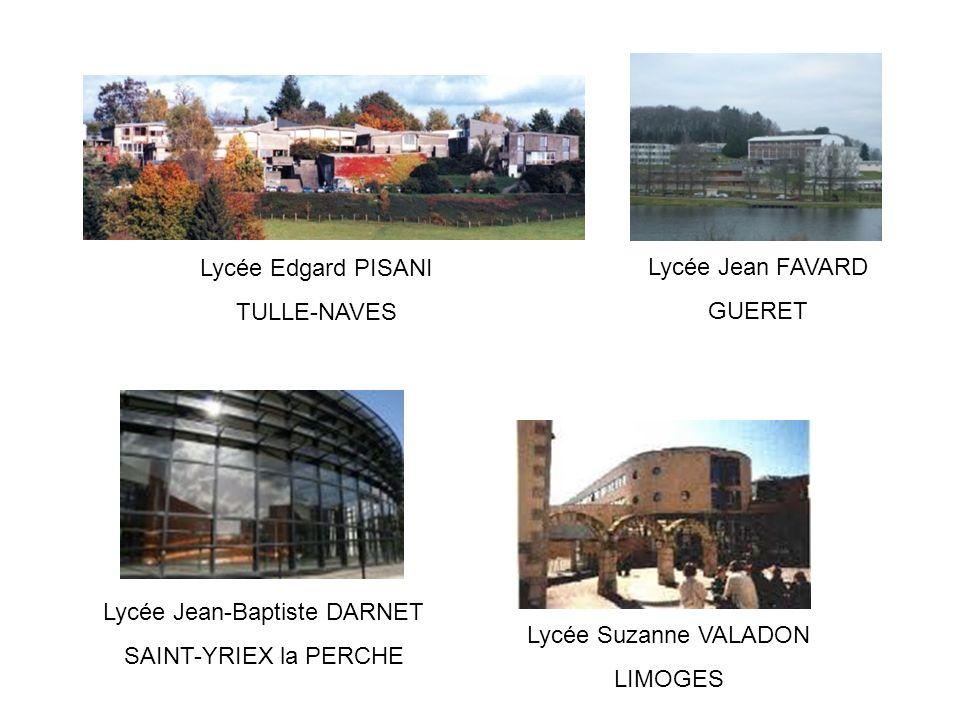 Lycée Jean-Baptiste DARNET