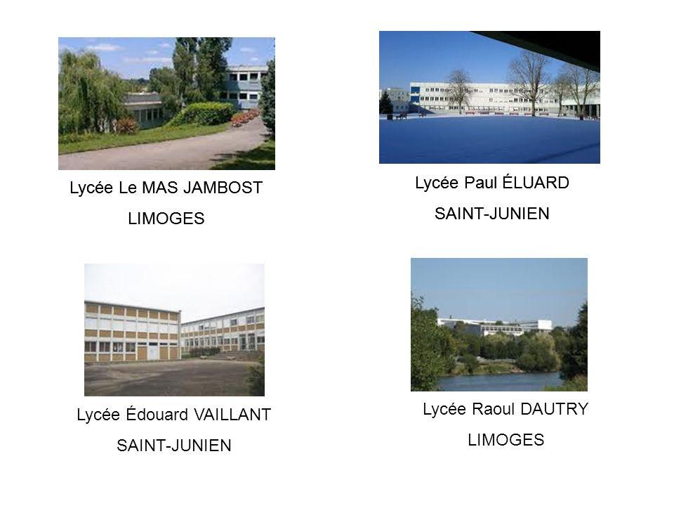 Lycée Édouard VAILLANT
