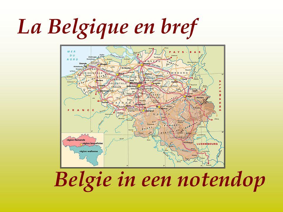 La Belgique en bref Belgie in een notendop