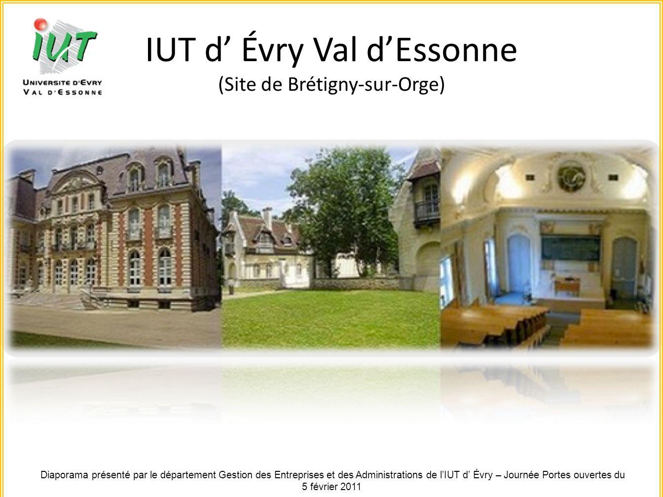 IUT d' Évry Val d'Essonne (Site de Brétigny-sur-Orge)