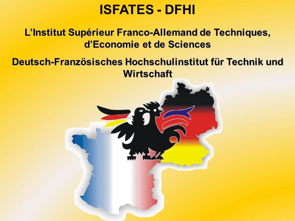 Deutsch-Französisches Hochschulinstitut für Technik und Wirtschaft