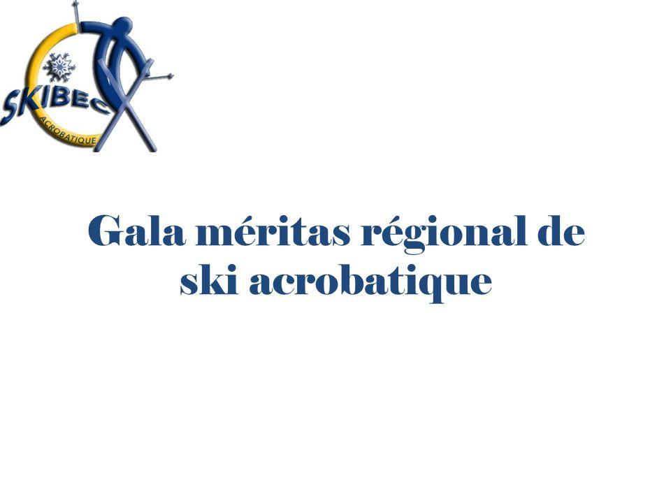 Gala méritas régional de ski acrobatique