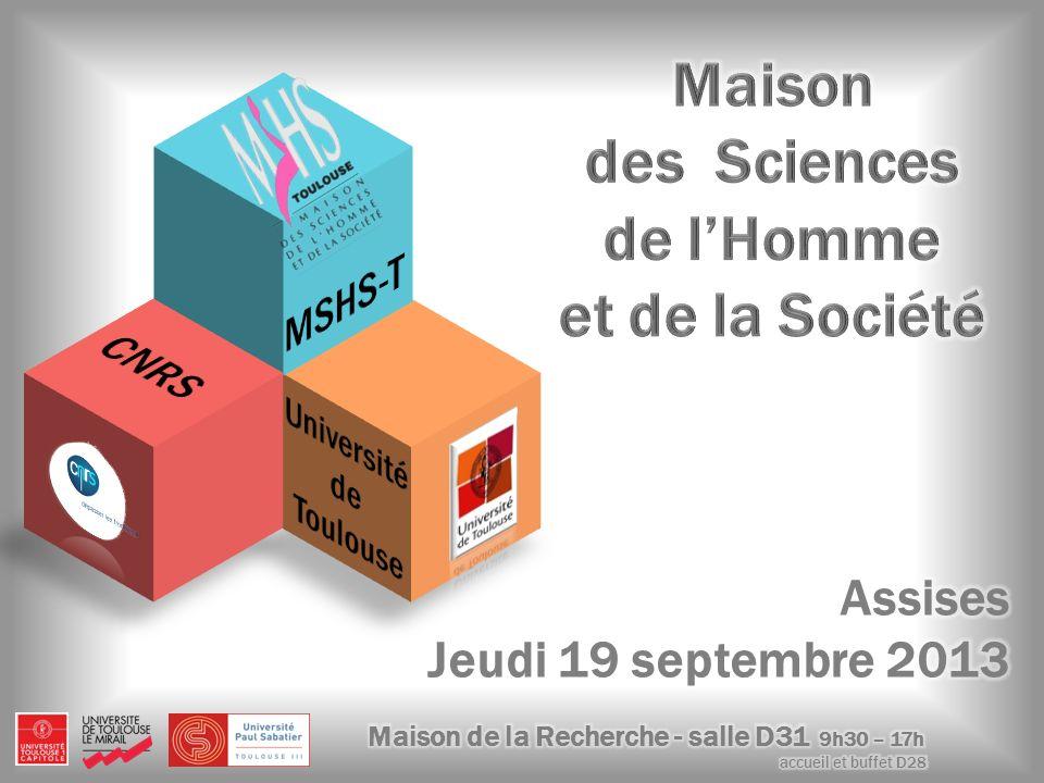 Maison des Sciences de l'Homme et de la Société