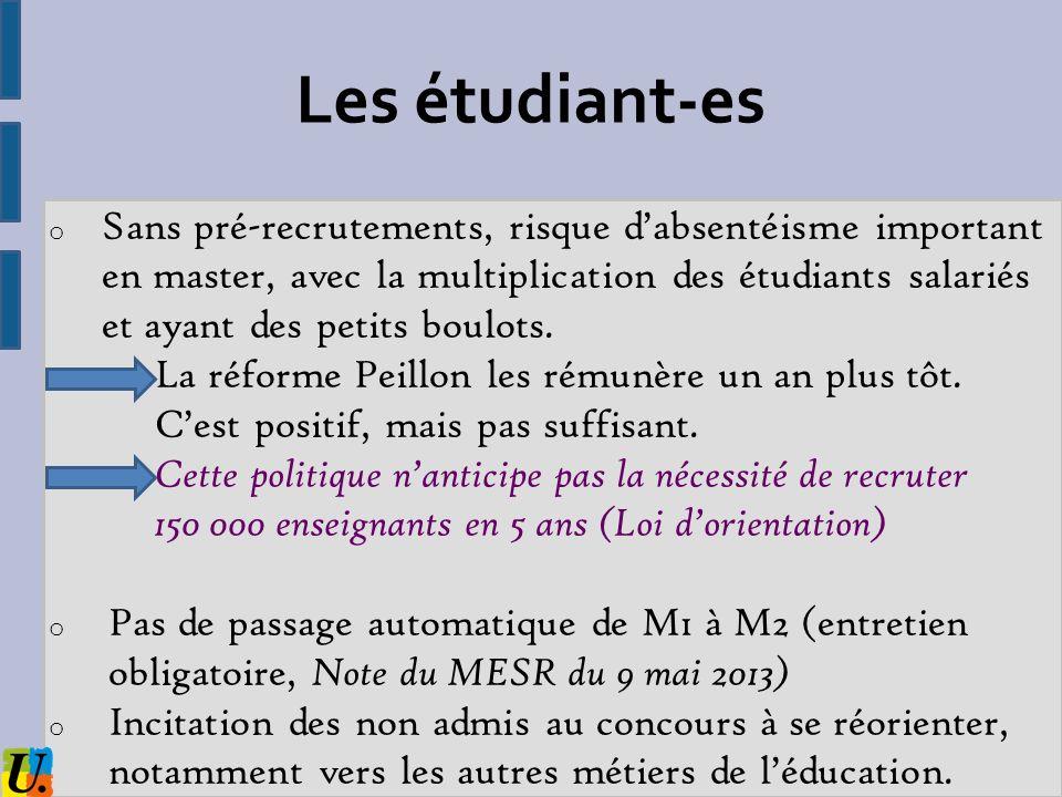 Les étudiant-es