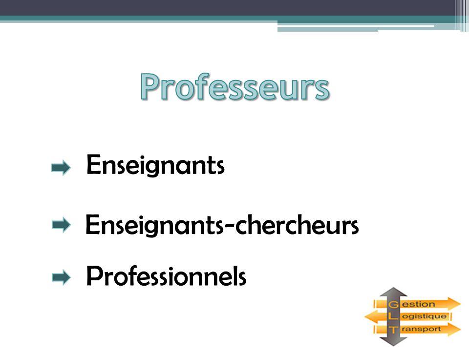 Enseignants-chercheurs