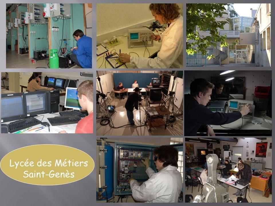 Lycée des Métiers Saint-Genès