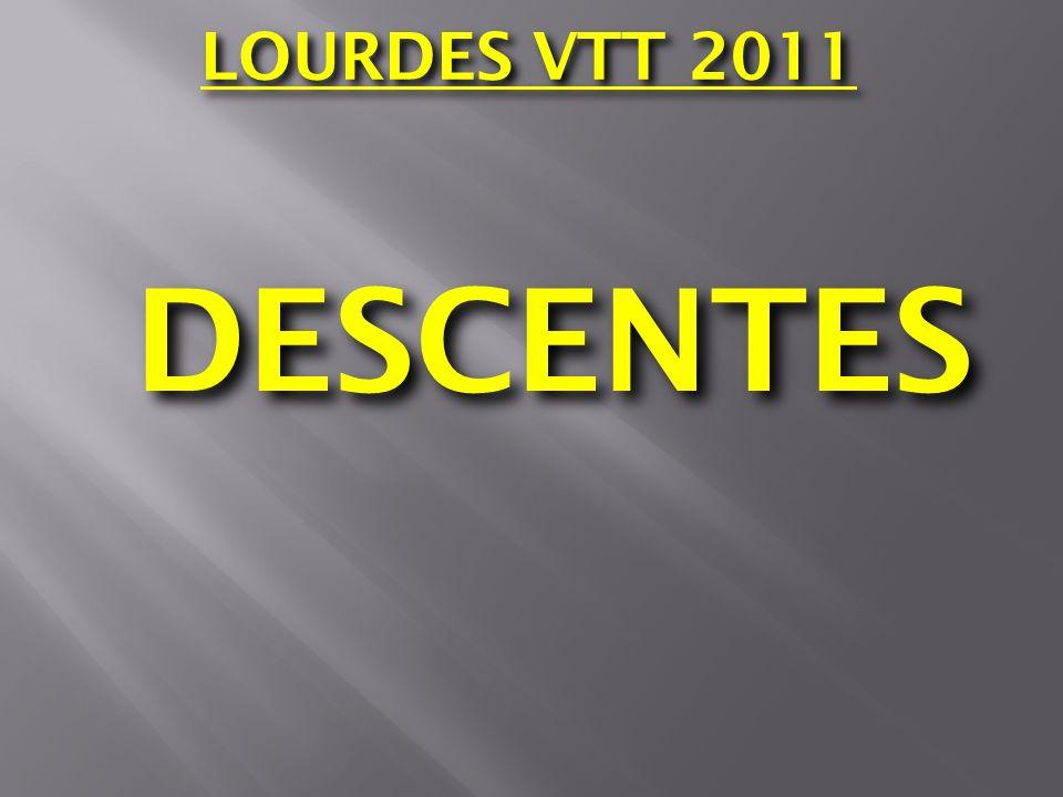 LOURDES VTT 2011 DESCENTES