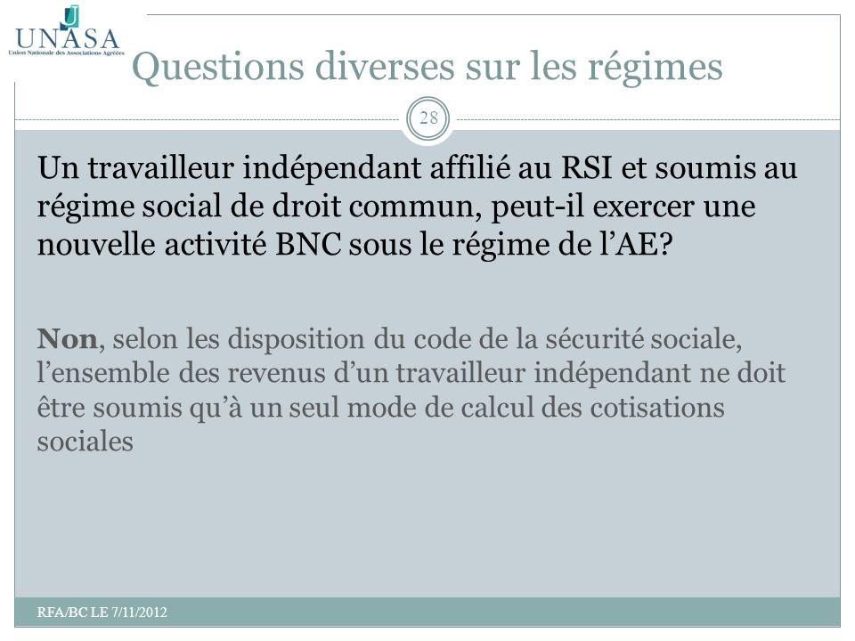 Bienvenue à Paris Les régimes de la micro-entreprise ...