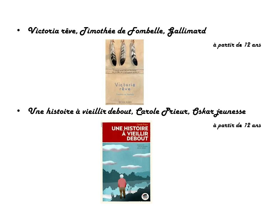 Victoria rêve, Timothée de Fombelle, Gallimard