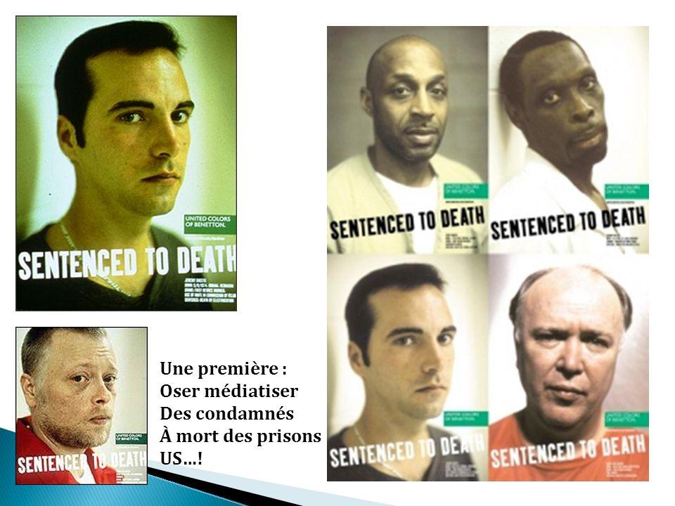 Une première : Oser médiatiser Des condamnés À mort des prisons US…!
