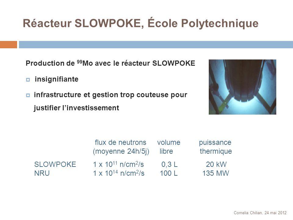 Réacteur SLOWPOKE, École Polytechnique