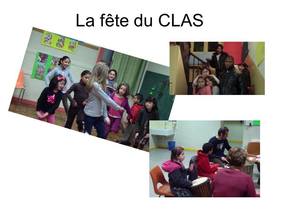 La fête du CLAS