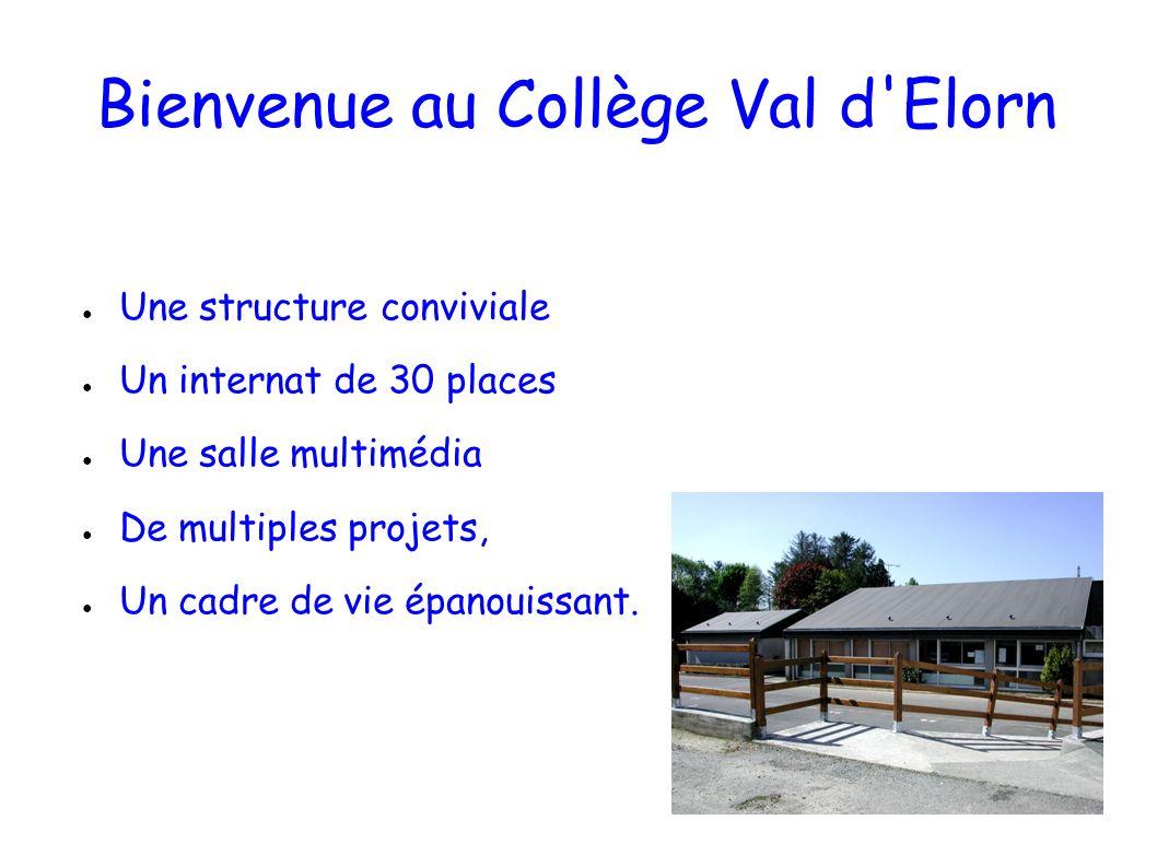 Bienvenue au Collège Val d Elorn