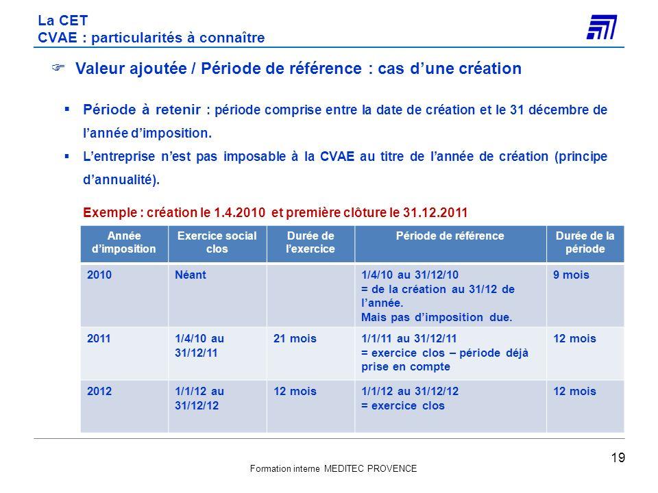 La CET CVAE : particularités à connaître