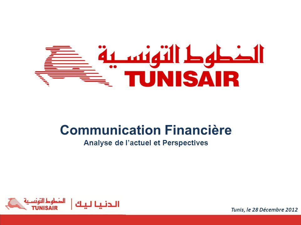 Communication Financière Analyse de l'actuel et Perspectives