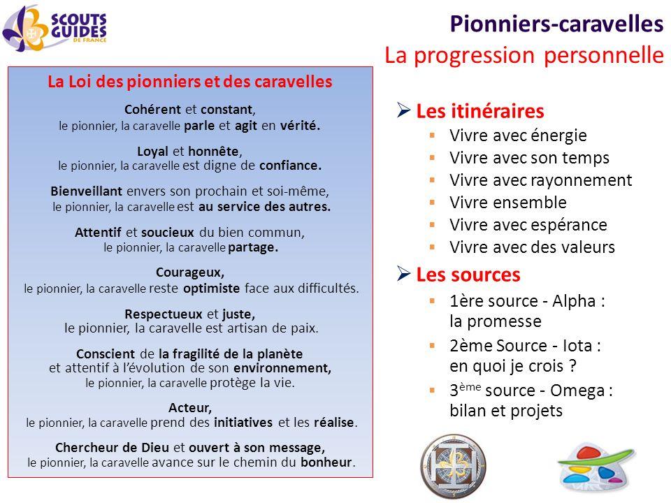 Pionniers-caravelles