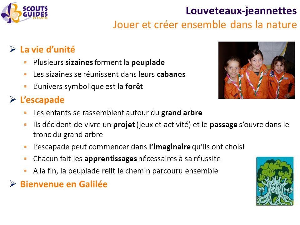 Louveteaux-jeannettes