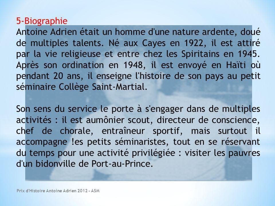 5-Biographie