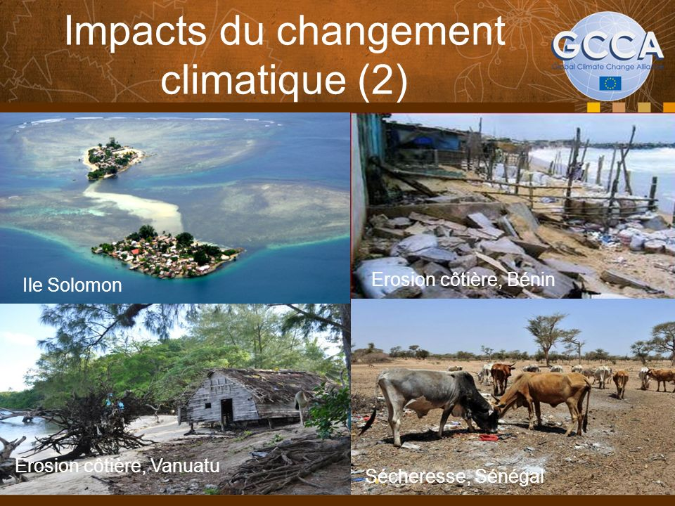 Impacts du changement climatique (2)