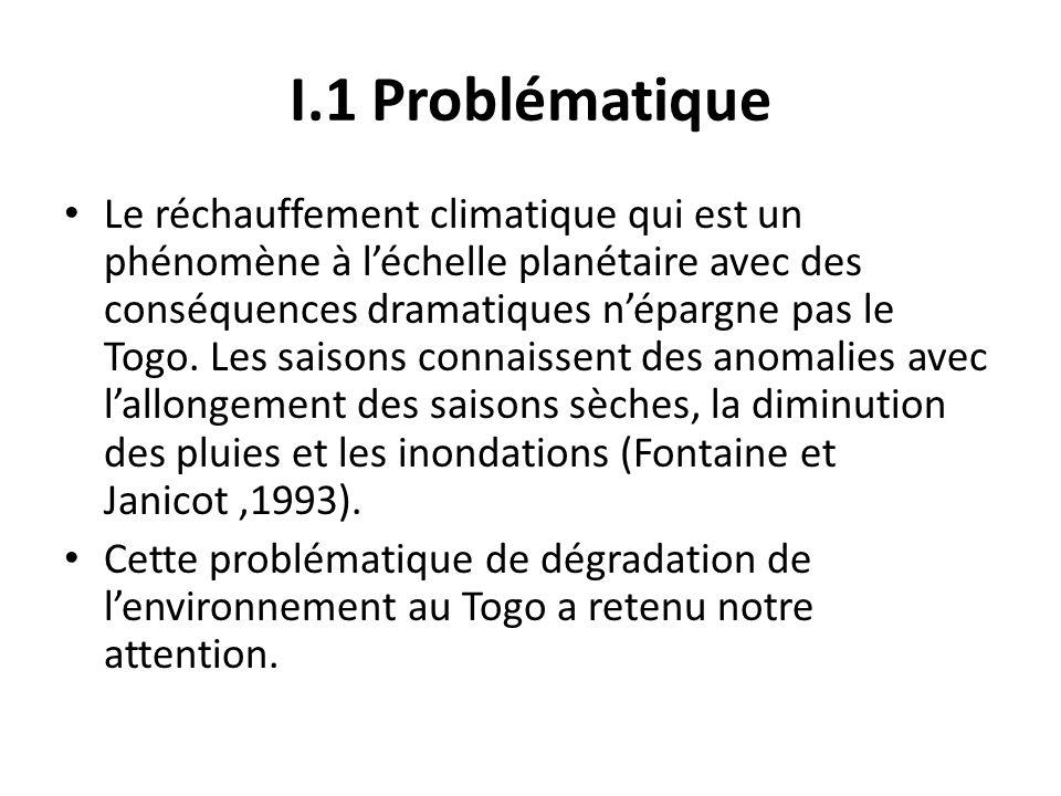 I.1 Problématique