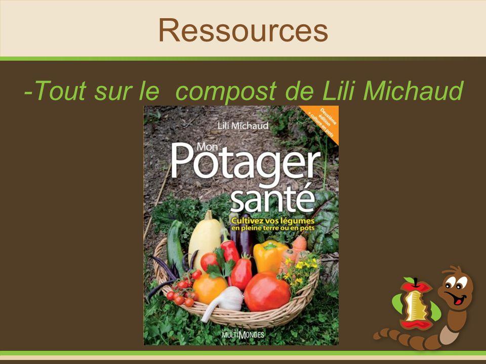 -Tout sur le compost de Lili Michaud