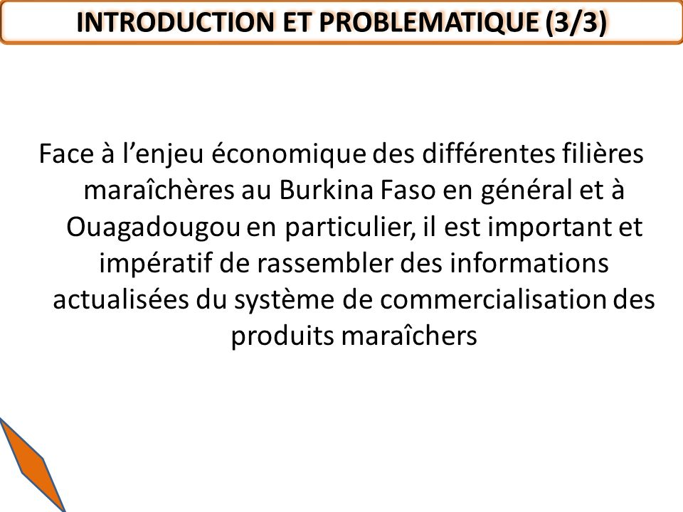 INTRODUCTION ET PROBLEMATIQUE (3/3)