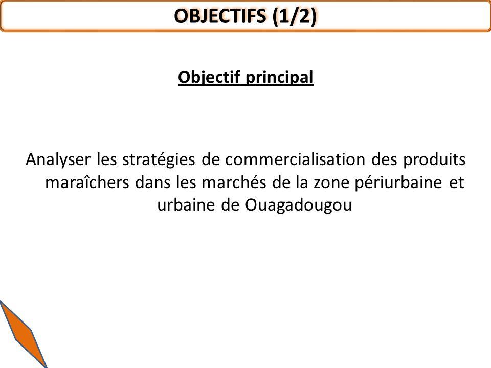 OBJECTIFS (1/2)