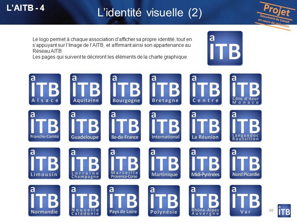 L'identité visuelle (2)