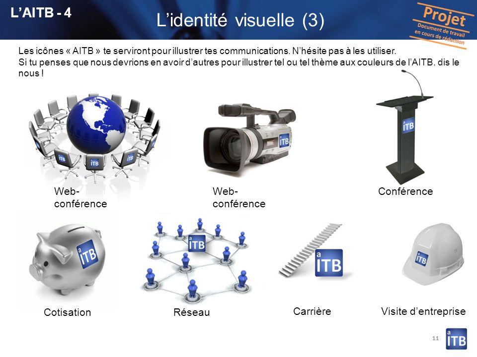 L'identité visuelle (3)