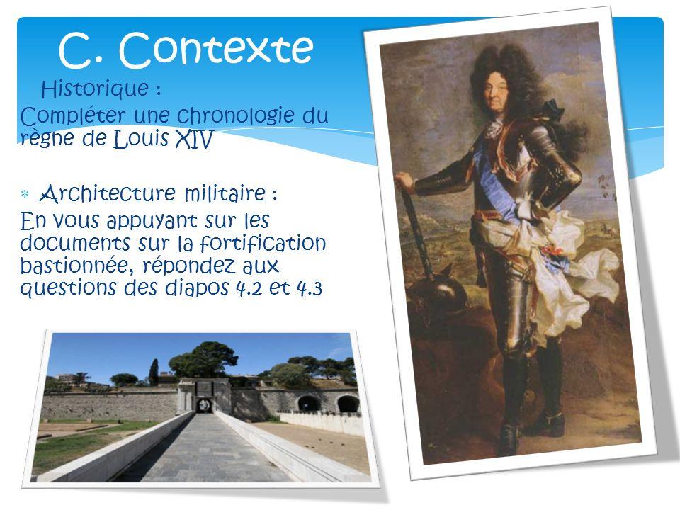 C. Contexte Historique :