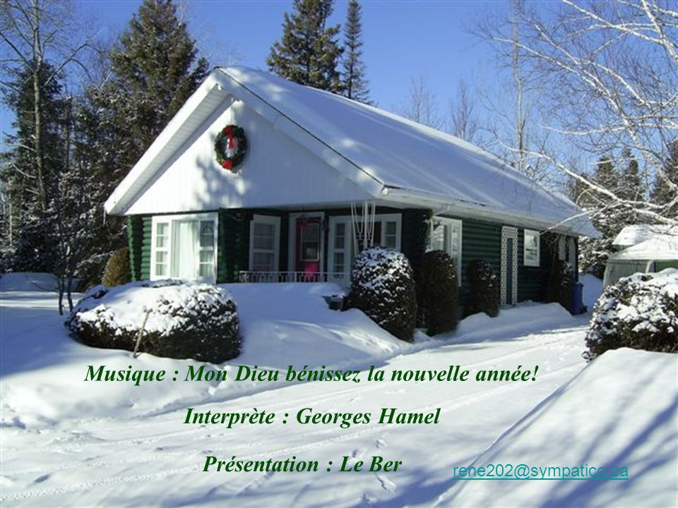 Interprète : Georges Hamel