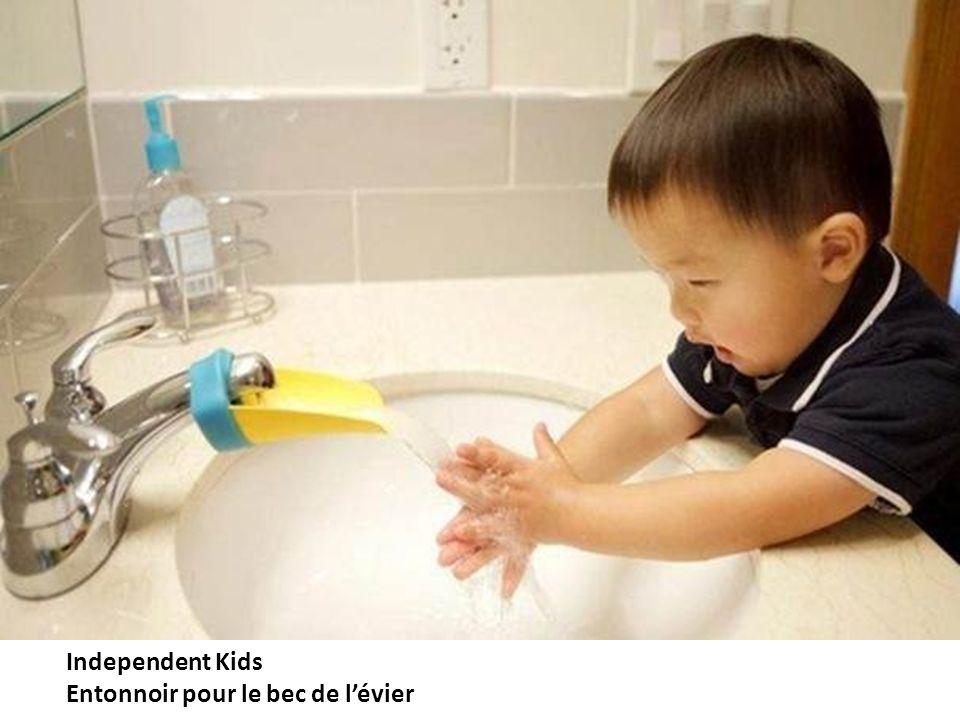 Independent Kids Entonnoir pour le bec de l'évier