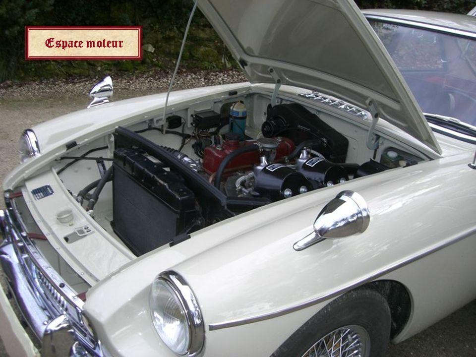 Espace moteur