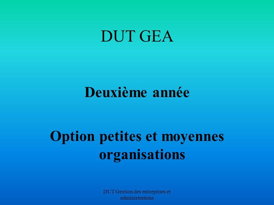 Option petites et moyennes organisations