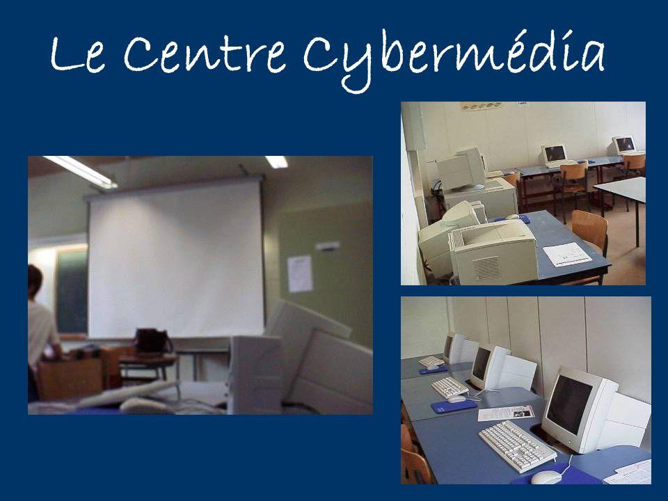 Le Centre Cybermédia