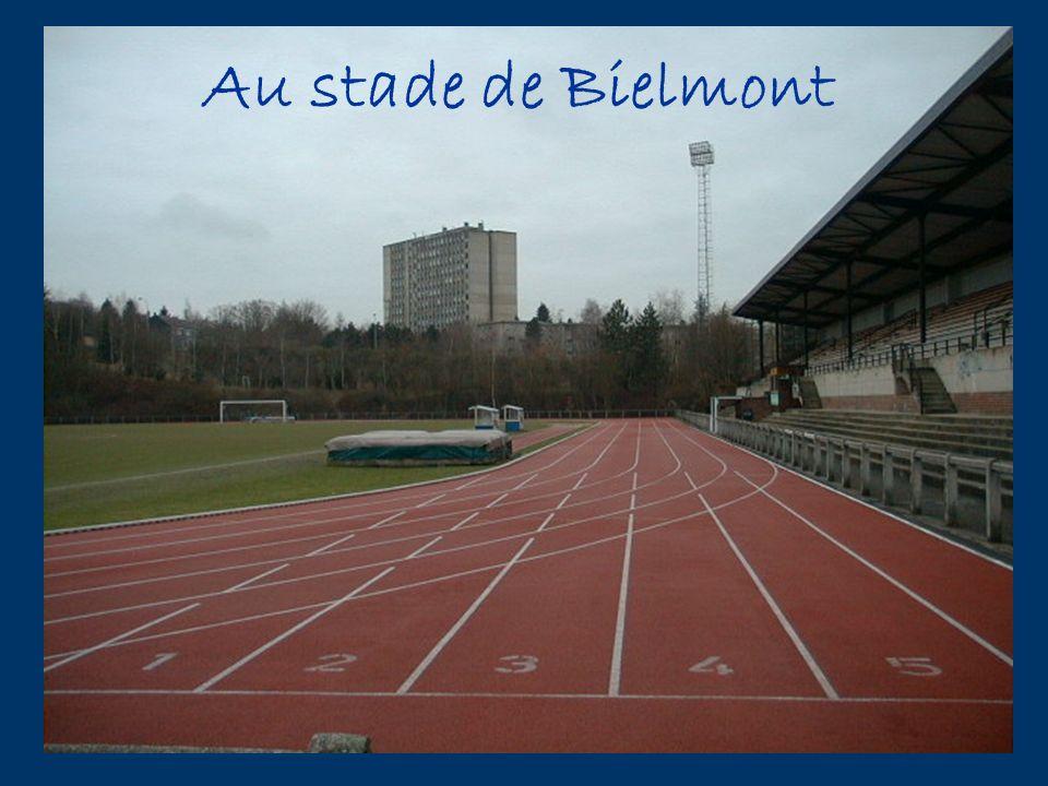 Au stade de Bielmont