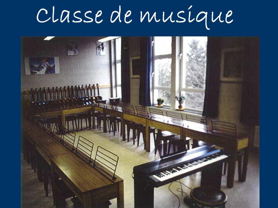 Classe de musique