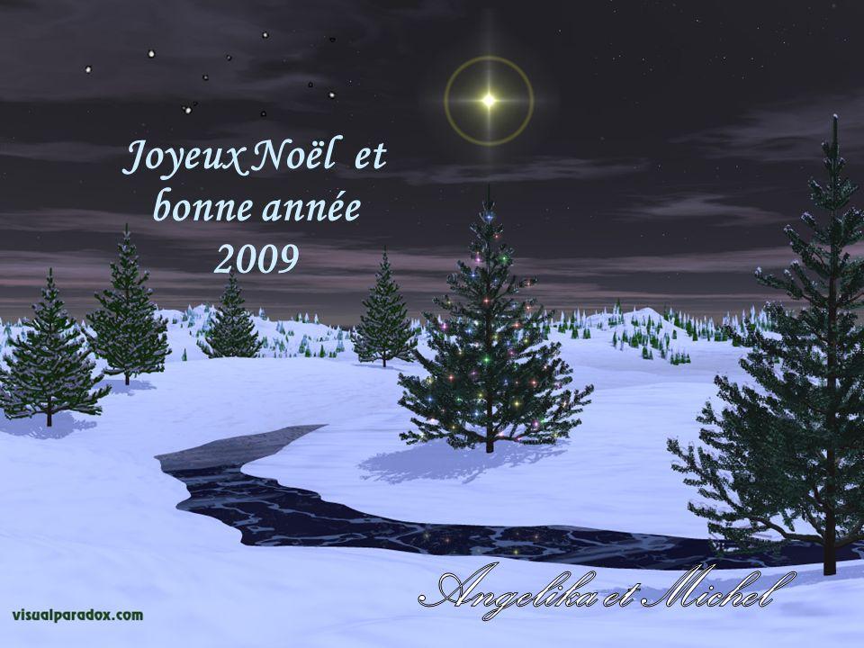 Joyeux Noël et bonne année 2009