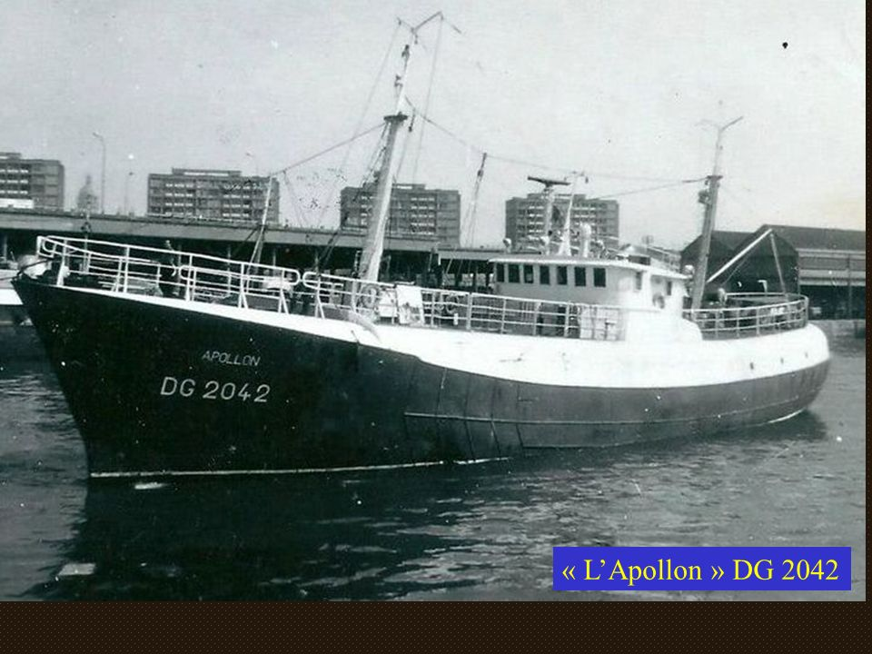« L'Apollon » DG 2042