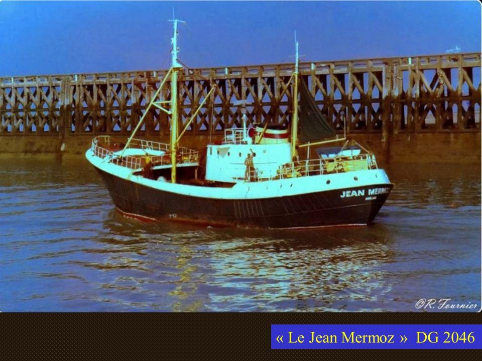 « Le Jean Mermoz » DG 2046